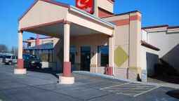 Exterior view Econo Lodge Williamsville