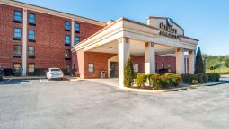 Exterior view Quality Inn & Suites Lexington