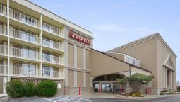 Exterior view Ramada Plaza Nags Head Oceanfront