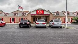 Buitenaanzicht Econo Lodge Inn & Suites Enterprise
