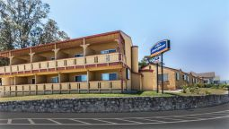 Exterior view HOWARD JOHNSON SANTA CRUZ BEAC