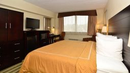 Kamers Quality Inn & Suites New York Avenue