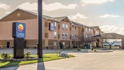 Exterior view Comfort Inn & Suites Mount Pleasant