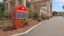 Exterior view RAMADA LIMITED CLEARWATER