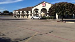 Buitenaanzicht Weatherford Inn and Suites
