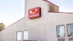Exterior view Econo Lodge Burlington