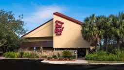 Exterior view RED ROOF JACKSONVILLE AIRPORT
