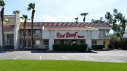 Exterior view RED ROOF PALM SPRINGS THOUSAND PALMS