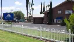 Buitenaanzicht AMERICAS BEST VALUE INN TUCSON