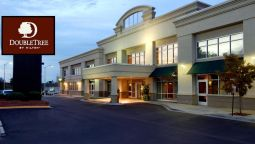 Buitenaanzicht DoubleTree by Hilton Denver - Stapleton North