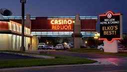 Buitenaanzicht RED LION HOTEL AND CASINO ELKO