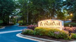 Exterior view WYNDHAM PEACHTREE CONF CTR