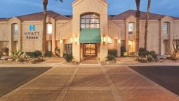 Buitenaanzicht HYATT house Scottsdale/Old Town
