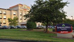 Exterior view SpringHill Suites Baltimore BWI Airport