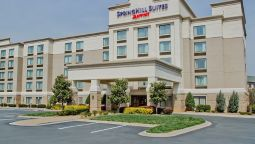 Buitenaanzicht SpringHill Suites Charlotte Concord Mills/Speedway