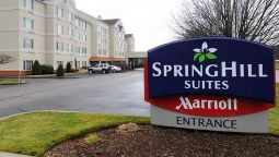Exterior view SpringHill Suites Providence West Warwick