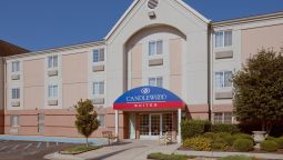 Exterior view Candlewood Suites HUNTSVILLE - RESEARCH PARK