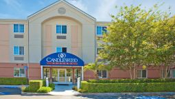Exterior view Candlewood Suites ORANGE COUNTY/IRVINE EAST