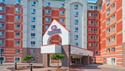 Exterior view Candlewood Suites JERSEY CITY