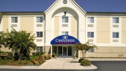 Exterior view Candlewood Suites DALLAS PARK CENTRAL