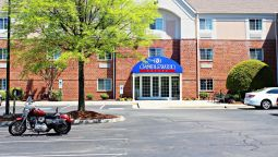 Exterior view Candlewood Suites RICHMOND WEST END SHORT PUMP