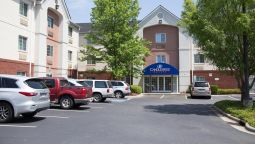 Exterior view Candlewood Suites HUNTERSVILLE-LAKE NORMAN AREA