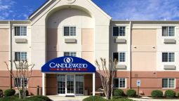 Exterior view Candlewood Suites FT LEE - PETERSBURG - HOPEWELL