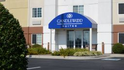 Buitenaanzicht Candlewood Suites FT LEE - PETERSBURG - HOPEWELL