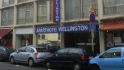 Exterior view Aparthotel Wellington
