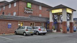 Exterior view Holiday Inn Express LICHFIELD