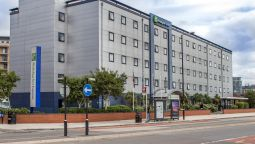 Buitenaanzicht DOCKLANDS Holiday Inn Express LONDON-ROYAL DOCKS
