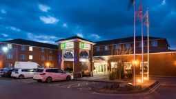 Exterior view Holiday Inn Express SOUTHAMPTON - WEST
