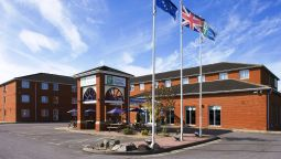 Buitenaanzicht Holiday Inn Express SOUTHAMPTON - WEST