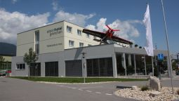 Exterior view Airporthotel Grenchen