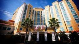 Buitenaanzicht St. Petersburg Marriott Clearwater