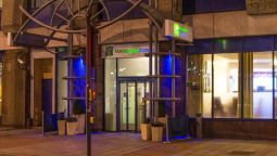 Buitenaanzicht Holiday Inn Express BRISTOL CITY CENTRE