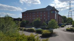 Exterior view Holiday Inn Express BIRMINGHAM - CASTLE BROMWICH