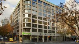 Buitenaanzicht Holiday Inn MELBOURNE ON FLINDERS