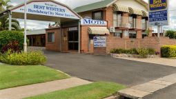 Exterior view BEST WESTERN  BUNDABERG CITY