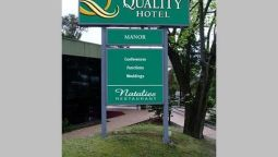 Quality Hotel Manor - Melbourne