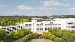 Exterior view Crowne Plaza CANBERRA