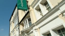 Buitenaanzicht Quality Hotel & Leisure Stoke City Centre