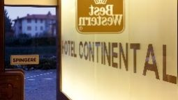 Exterior view Best Western Continental