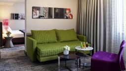 Junior-suite Sofitel Munich Bayerpost