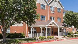 Exterior view TownePlace Suites Dallas Bedford
