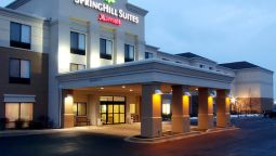 Exterior view SpringHill Suites Grand Rapids North