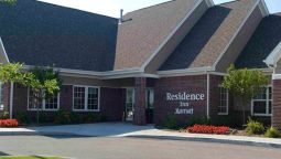Exterior view Residence Inn Indianapolis Northwest