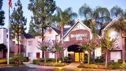 Exterior view Residence Inn Bakersfield