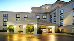 Hotel SpringHill Suites Fort Worth University - Fort Worth (Texas)