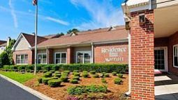 Exterior view Residence Inn Macon